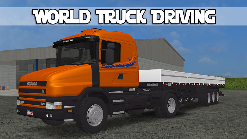 World Truck Driving Simulator – Scania 124 Bicuda!!