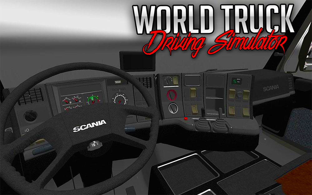 Novo Interior da Scania 113 para World Truck Driving!