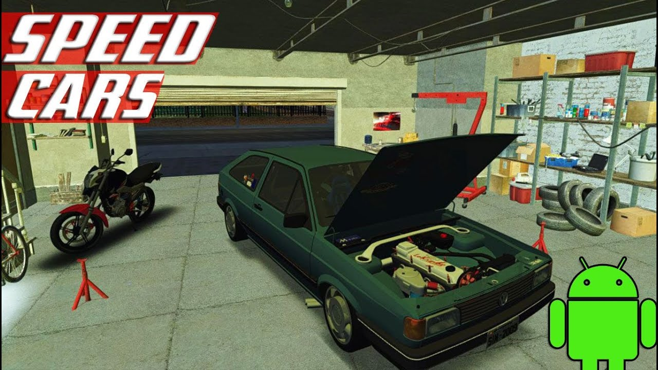 Speed Cars: O Desafio