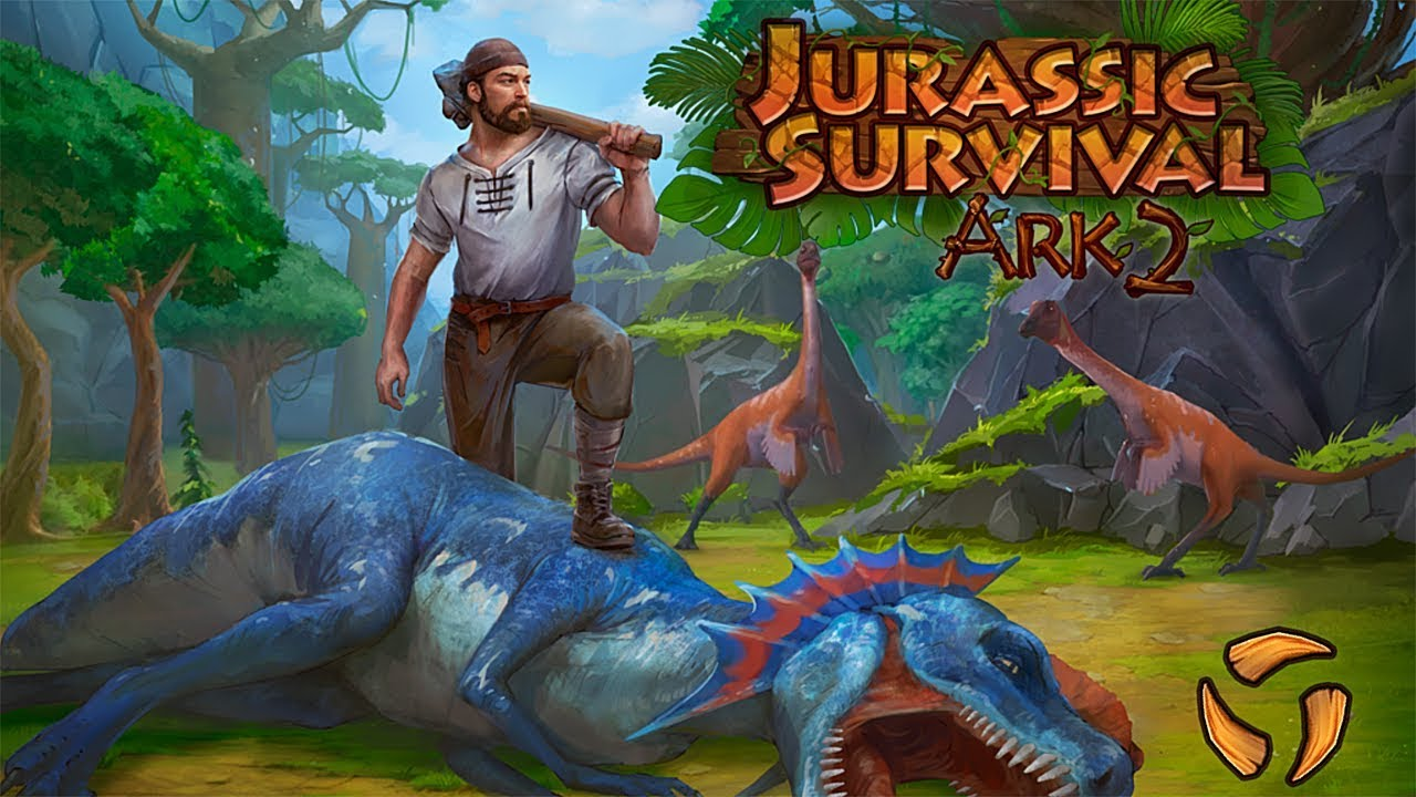 The Ark of Craft 2: Jurassic Survival Island