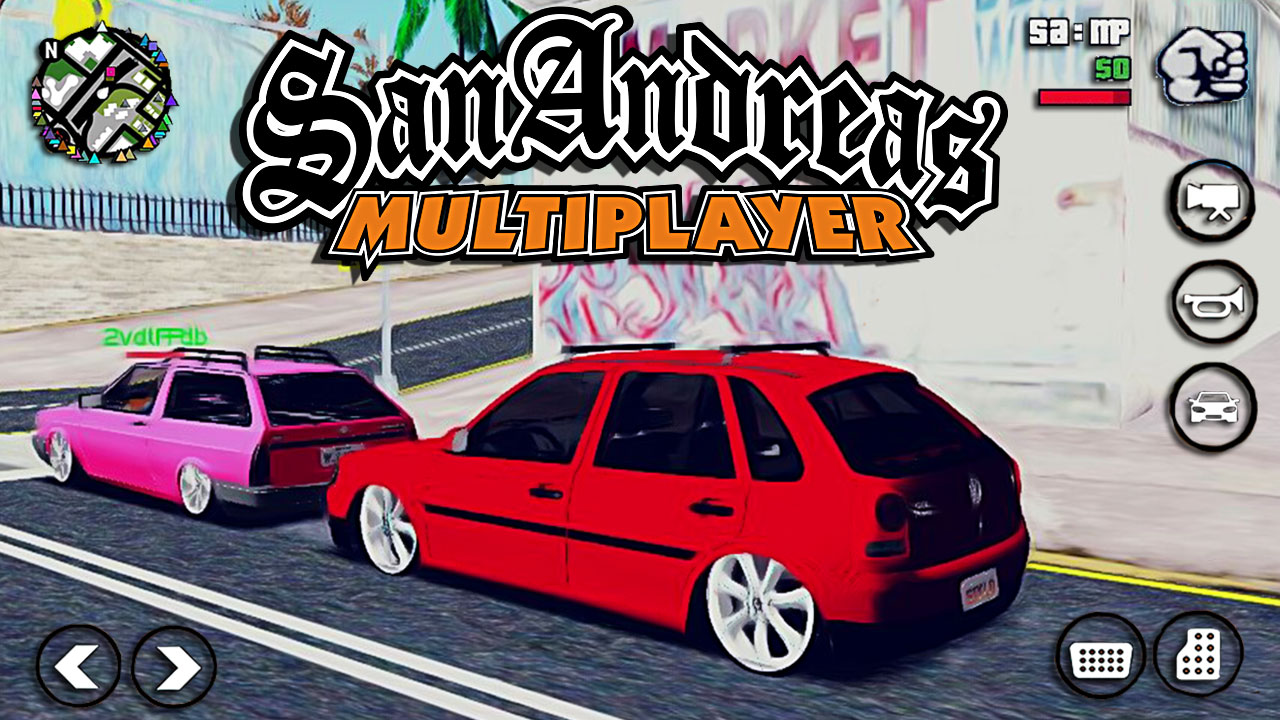 GTA San Andreas: Multiplayer