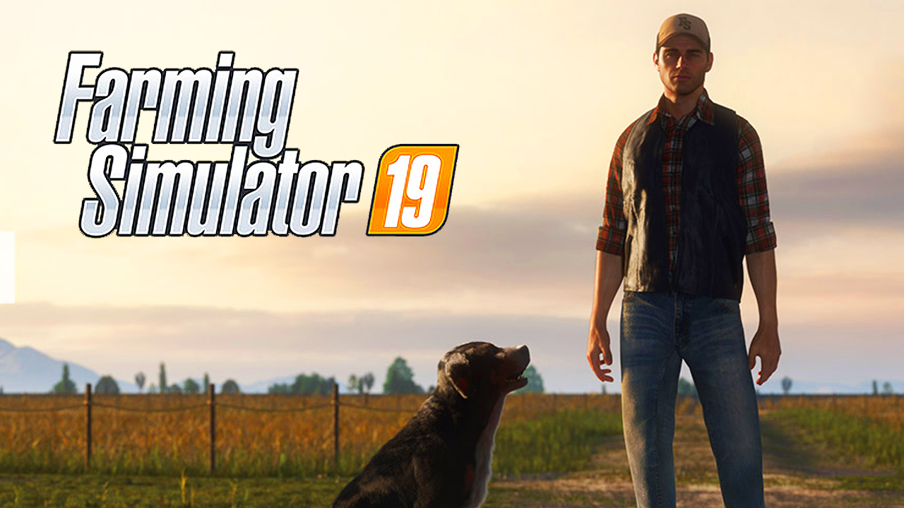 Farming Simulator 2019! (PC/Console)
