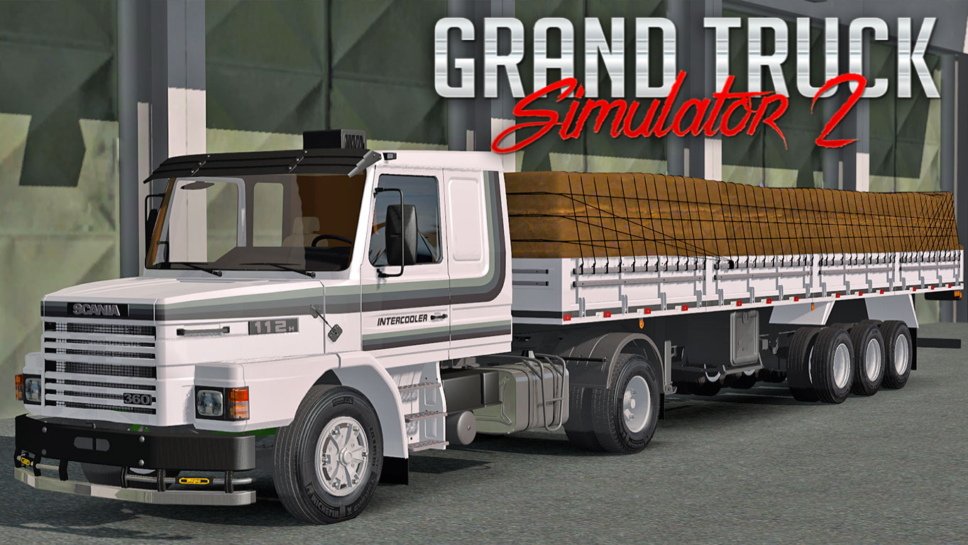 Grand Truck Simulator 2 – Novas Fotos do Jogo!
