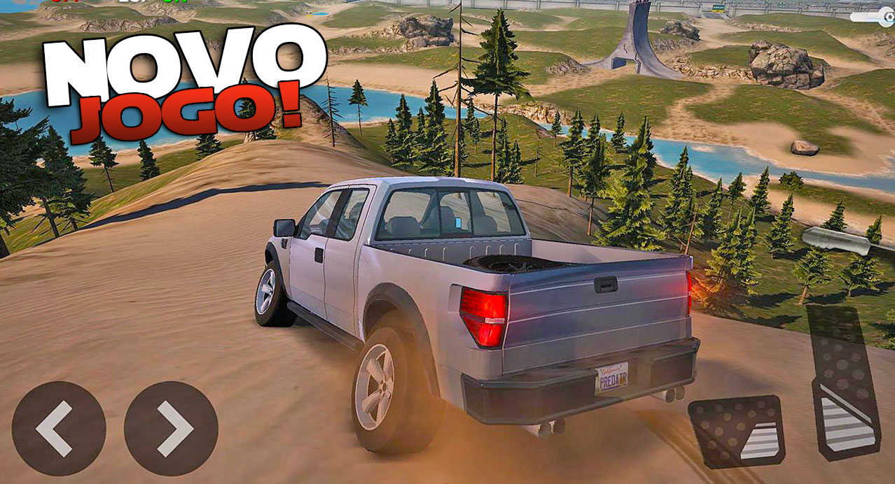 NOVO JOGO! Ultimate Car Driving Simulator (DOWNALOD)