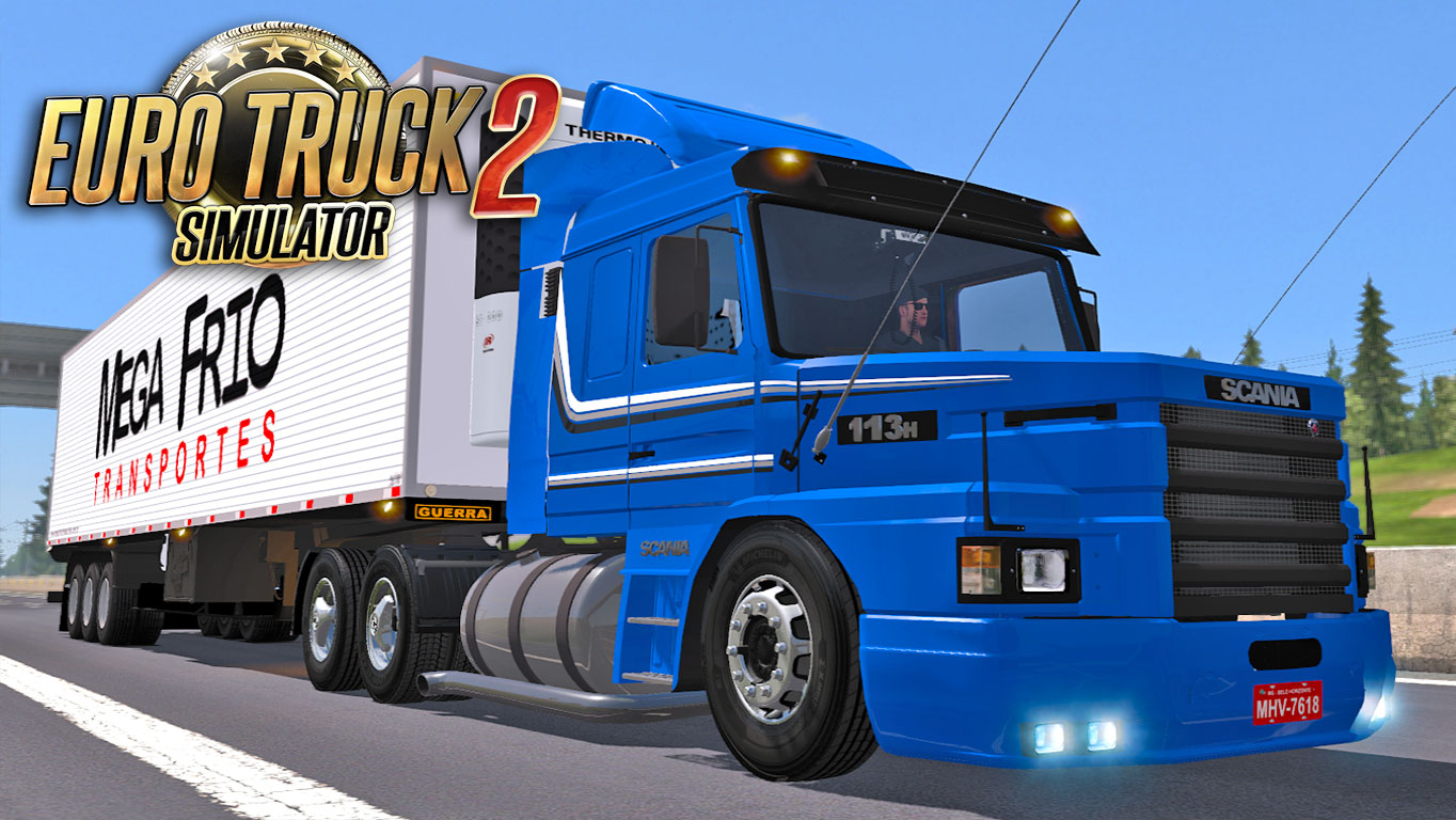 Euro Truck Simulator 2 – Mod Scania 113H (Download)