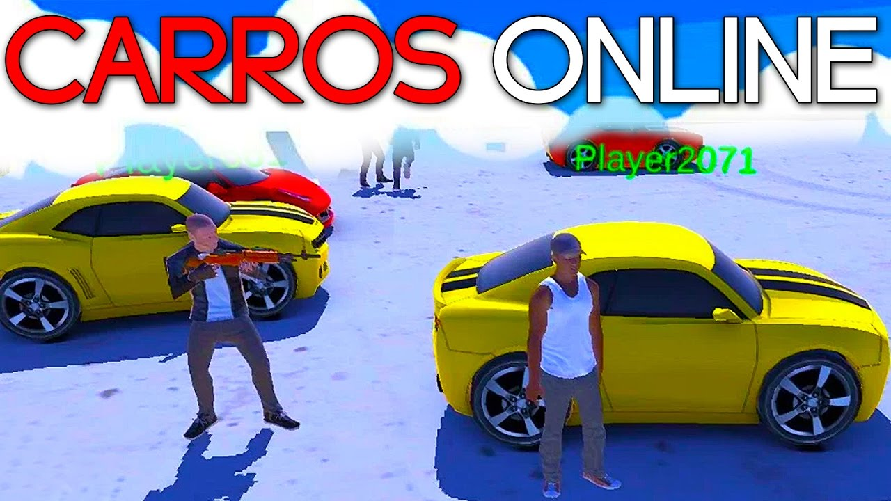 Jogo ONLINE de Carros Para Android – Freeroam City Online (DOWNLOAD)