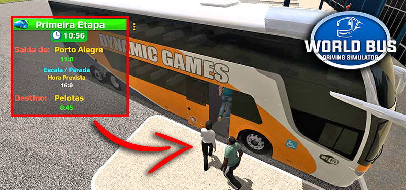 Novidades World Bus Driving Simulator – Novas Fotos CONFIRAM!!