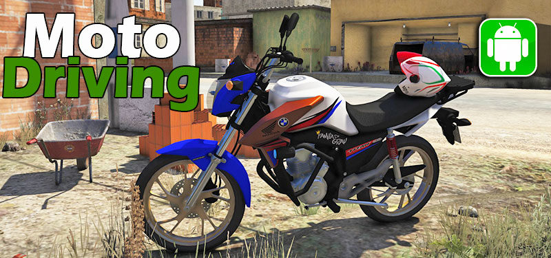 Simulador de Motos Para Android – Moto Driving School (DOWNLOAD)