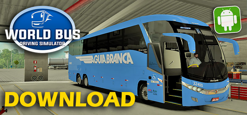 SAIU! World Bus Driving Simulator para Android (DOWNLOAD)