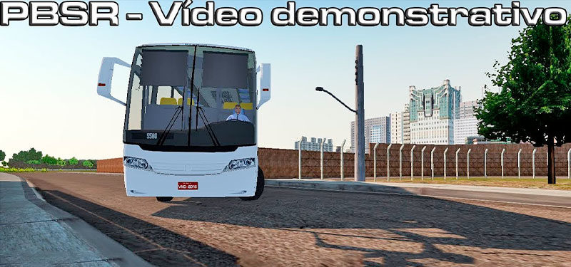 Proton Bus Road – Vídeo demonstrativo Vissta Buss HI (MOD)