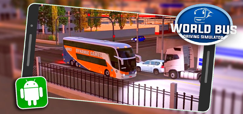 World Bus Driving Simulator – Primeira gameplay e Data Oficial de LANÇAMENTO!!