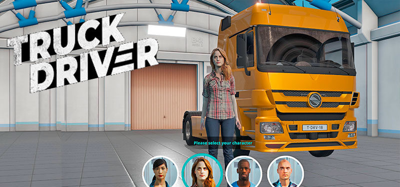 Truck Driver: data de lançamento do Jogo (PC, Playstation 4 e Xbox One)