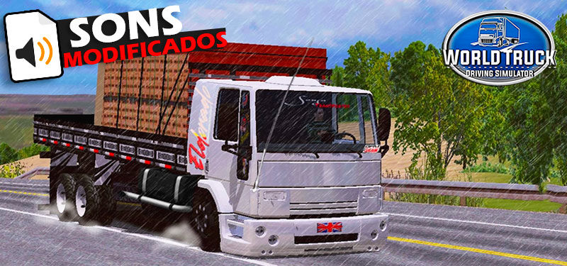 Mod Som Ford Cargo 2428 World Truck!