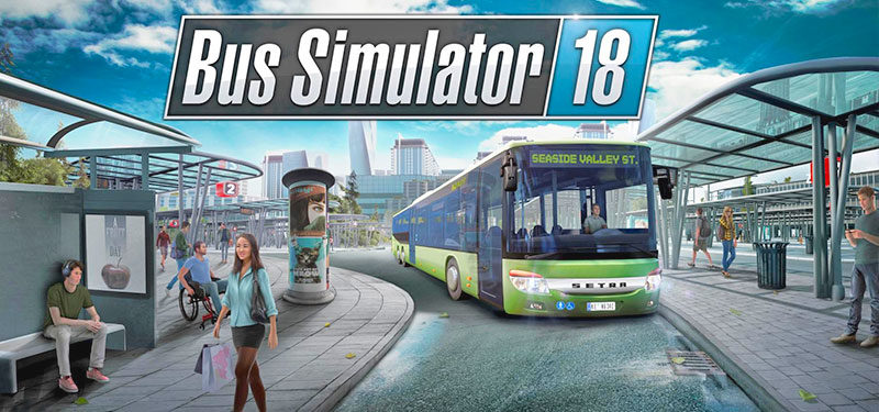 Bus Simulator 18 (PC) Nova DLC de expansão do mapa Confieram!