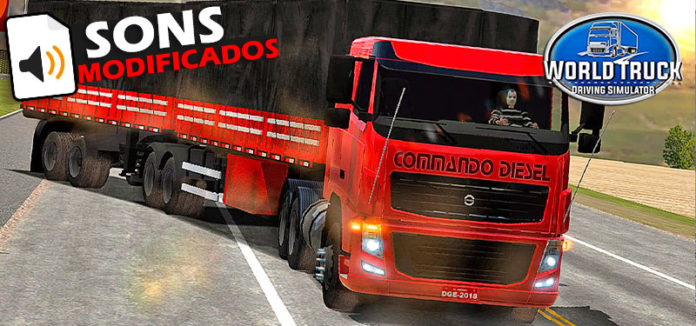 Mod Som Volvo FH Com Pente Na Turbina Qualificado World Truck!