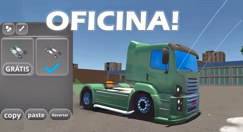SAIU! Mais um vídeo Modificando o VW Constellation na OFICINA The Road Driver!