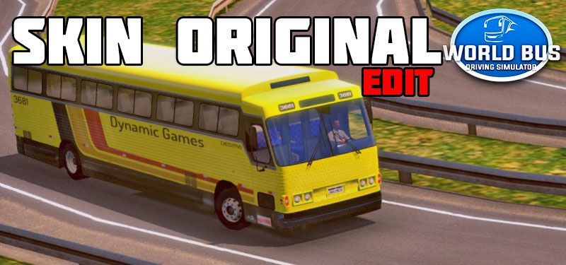 DOWNLOAD SKIN ORIGINAL 'CMA' WORLD BUS